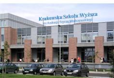 Obraz Krakowska Akademia im. Andrzeja Frycza Modrzewskiego Kraków Małopolskie